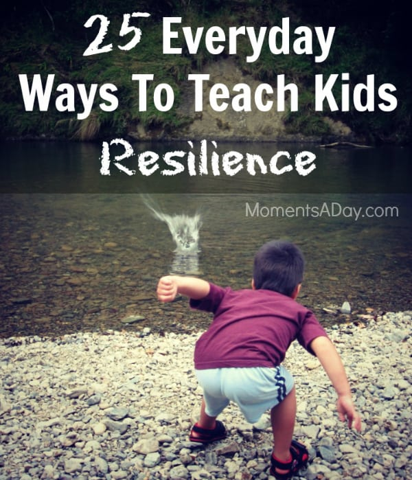 Preschool Partners Colorado Springs: 25 Ways To Teach Resilience To Kids