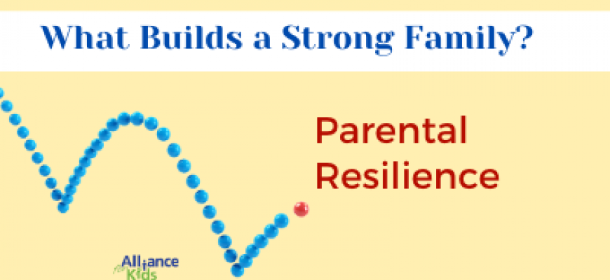 Parental Resilience Strengthens Families