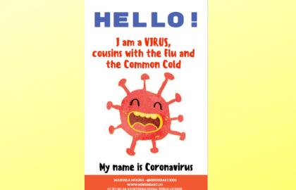 Children's Books Explain Coronavirus