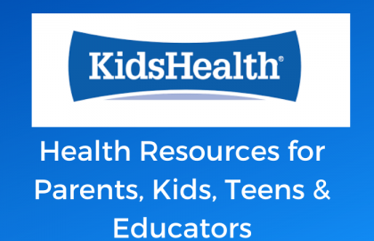 KidsHealth Resources to Stay Healthy