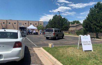 Bilingual COVID-19 Testing & Food Pick Up at Southeast YMCA