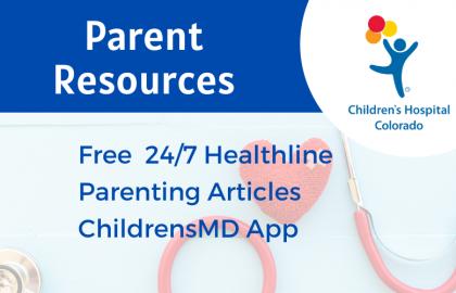 Parent Resources from Children's Hospital | Servicios en Español