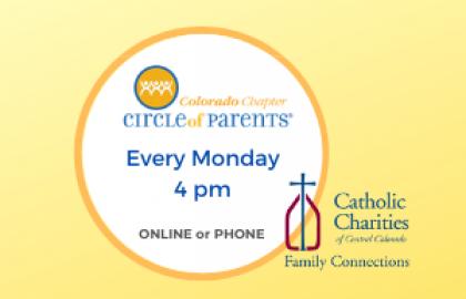Circle of Parents | Mondays