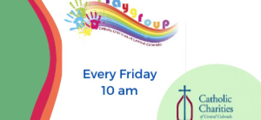 Virtual Playgroup | Fridays