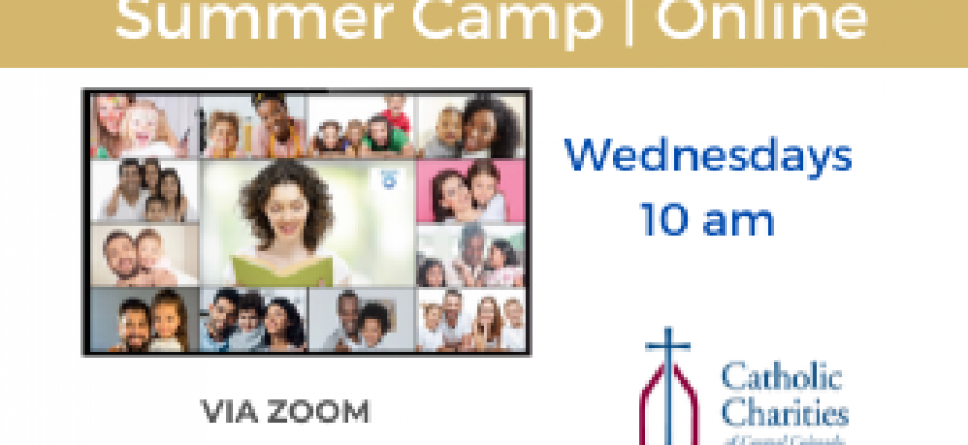 Virtual Summer Camp | Wednesdays