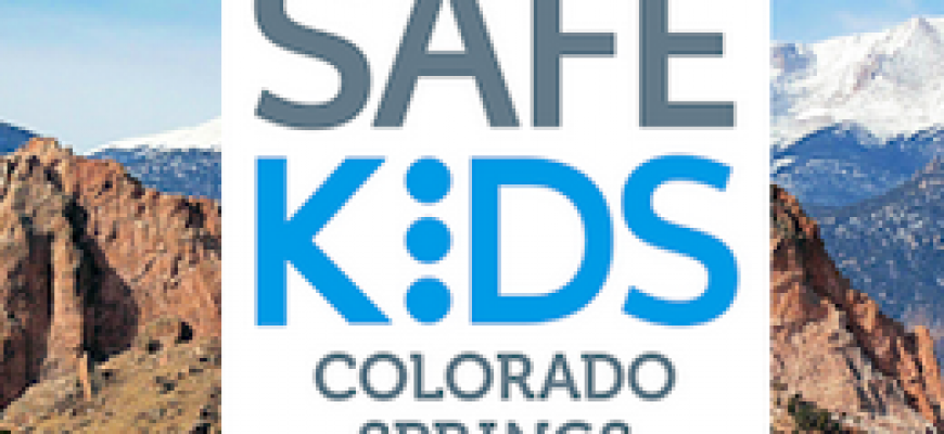 Safe Kids Colorado Springs May Newsletter