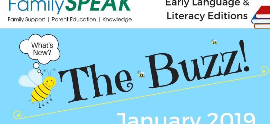 The Buzz   January Edition