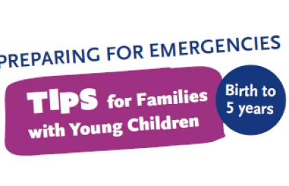 Preparing for Emergencies   Brain Building Tips for Families